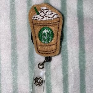 Starbucks Badge Reel! ☕️